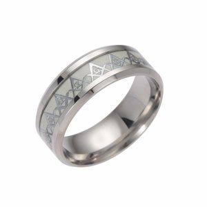 Other - 🔳Mix&Match SALES Glow In the Dark Masons Ring